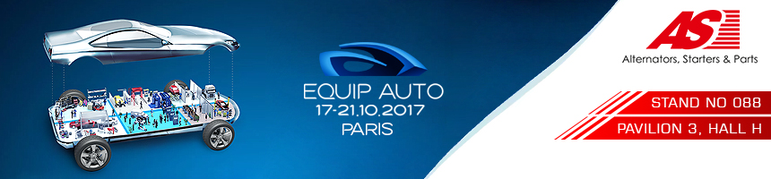 Invitation trade fair Equip Paris 2017